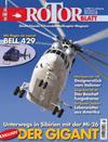 """März 2009: Rotorblatt, """"der fliegende Flaschenöffner"""""""