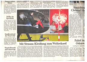 März 2008: GNZ, Zeitungsbericht