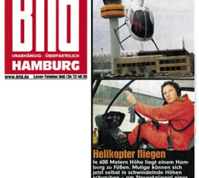 August 2006: BILD Hamburg