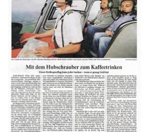 April 2007: FAZ, Zeitungsbericht