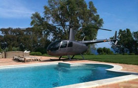 Helikopter Vertrieb