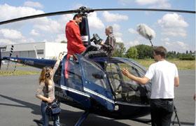 Helikopter Presse