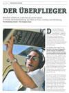 """Reporter Reisen, Juni 2014: """"Der Überflieger"""""""